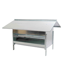 Hopper feeder 100 L /5032
